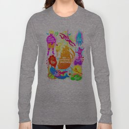 """YOUR OWN ADVENTURE"" Long Sleeve T-shirt"