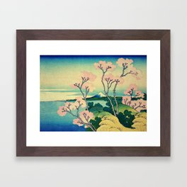 Kakansin, the Peaceful land Framed Art Print
