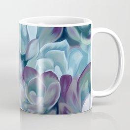 Blue Sedums Coffee Mug
