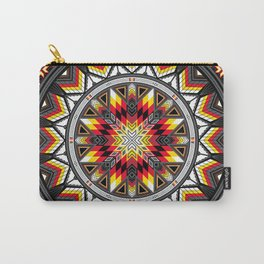 Sacred Places Red Carry-All Pouch