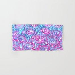 Eyeball Pattern - Version 2 Hand & Bath Towel