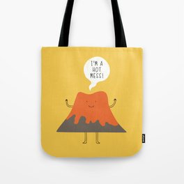hot mess! Tote Bag
