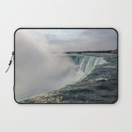 Water waterfall 5 Laptop Sleeve