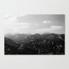 Gondola View Canvas Print