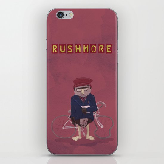 more of a rush iPhone & iPod Skin