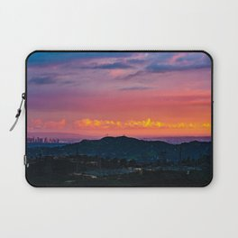 Los Angeles Sunset Laptop Sleeve
