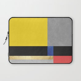 Geometric art X Laptop Sleeve
