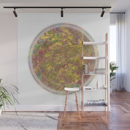 Magnetically Woven Mandala #3 Astronomy Print Science Art Wall Art Wall Mural