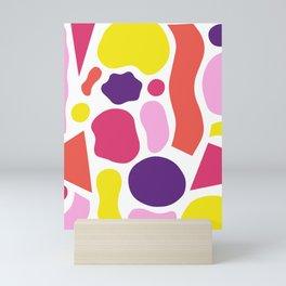 Pattern Play Mini Art Print
