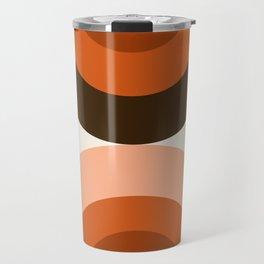 Dig It - minimalist 70s style retro vibes throwback poster minimal art decor Travel Mug
