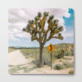 California Colors - JoshuaTree - v21 Metal Print