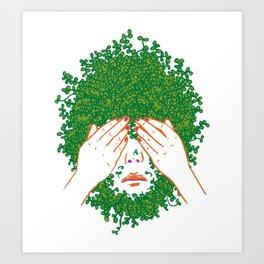 Reveal Art Print