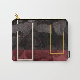 Burgundy Fall #society6 #decor #buyart Carry-All Pouch