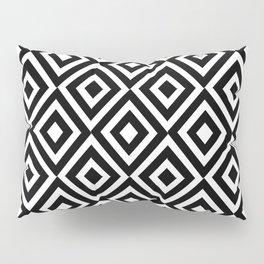 black and white symetric patterns 5- Pillow Sham