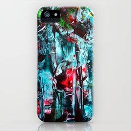 AutumnRain iPhone Case