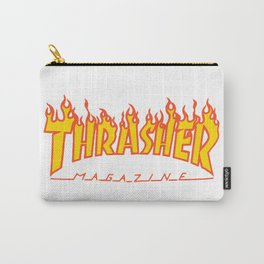 THRASHER LOGO Carry-All Pouch