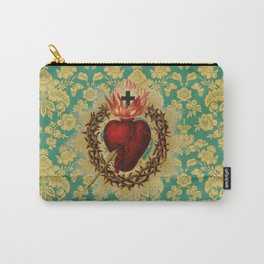 Sacred Heart LOVE Carry-All Pouch