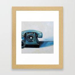 Operator Framed Art Print