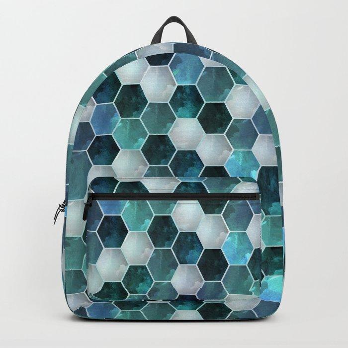 Polygonal 3 Backpack