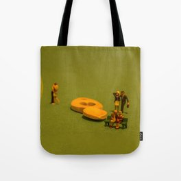 Dreaming Of Love Gone By Tote Bag