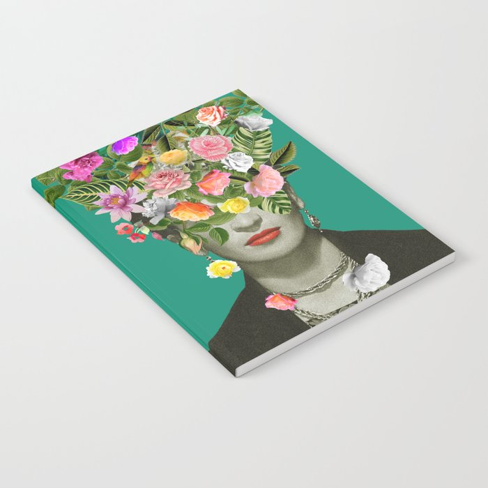 Frida Floral Notebook