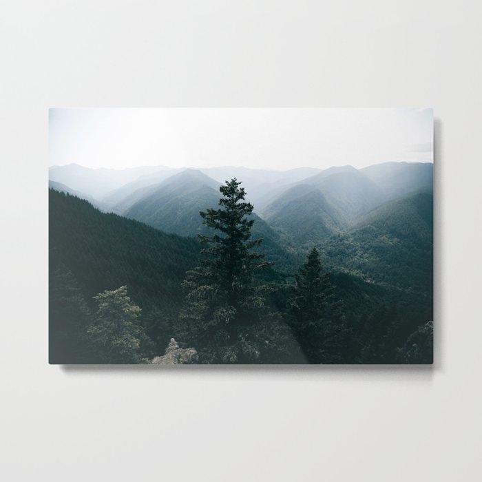 Oregon Wilderness Metal Print