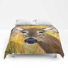 Deer Spirit Comforters
