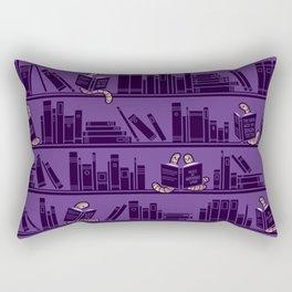 Bookworms Rectangular Pillow