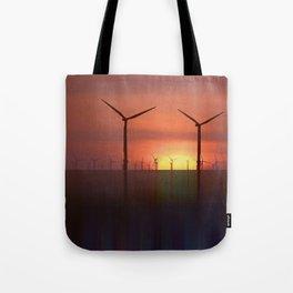 Clean Energy (Digital Art) Tote Bag