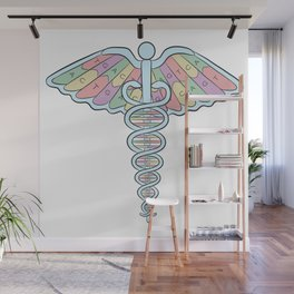 Medical DNA Wall Mural