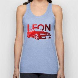 Seat Leon Cupra R - classic red - Unisex Tank Top