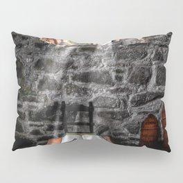 Chapel Light on Bible Pillow Sham