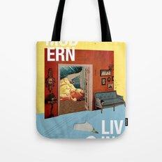 Modern Living  Tote Bag