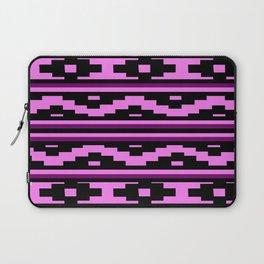 Etnico violet version Laptop Sleeve