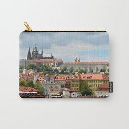 Prague on the Vltava Carry-All Pouch