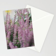 Lovely Pink. Stationery Cards
