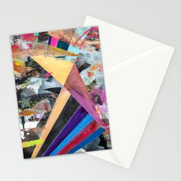 The Stars' Light Reaches You Even When I Can't Stationery Cards