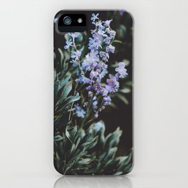 Floral VII iPhone Case
