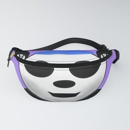 Pauly, The Mature Professional Panda Bear Fanny Pack