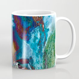 Torn Coffee Mug