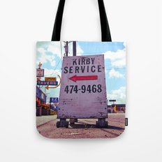 Kirby Service Tote Bag