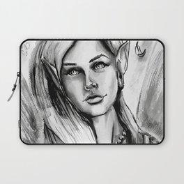 Faerie Portrait Laptop Sleeve
