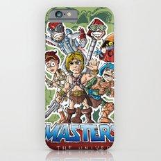 masters iPhone 6s Slim Case