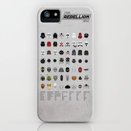 Star Wars: The Rebellion Era iPhone Case