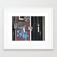 radio Framed Art Prints featuring RADIO by S.s.m