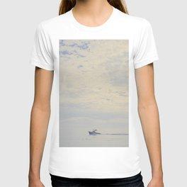 Lifeguard Boat T-shirt