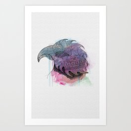 Eagle Flight Art Print
