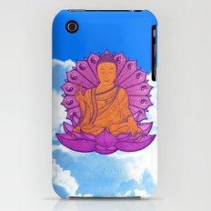 Peace Buddha in the Sky iPhone (3g, 3gs) Slim Case