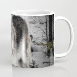 Hungry Wolf Coffee Mug