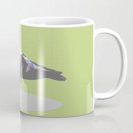 pigeon  polygon style Coffee Mug